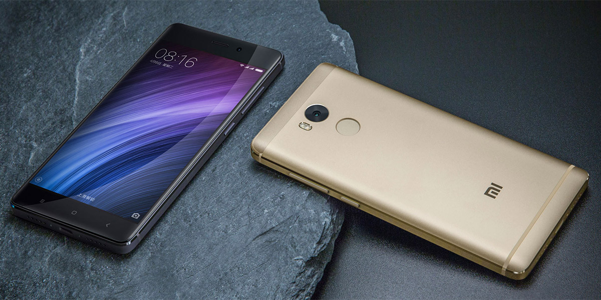 Краткий обзор смартфонов Xiaomi Redmi 4 и 4A
