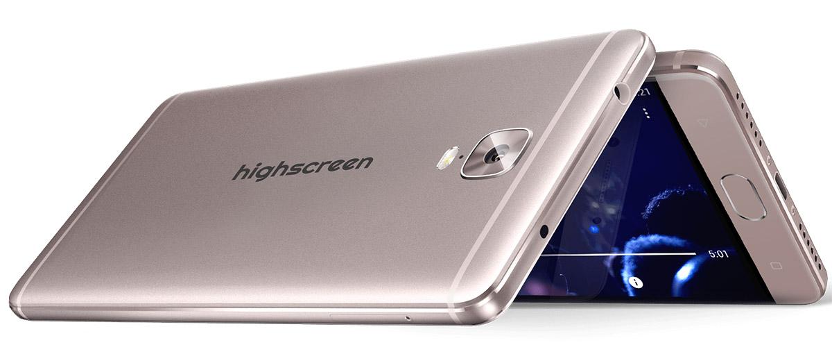 Highscreen Power Five Max удивляет... приятно и не очень