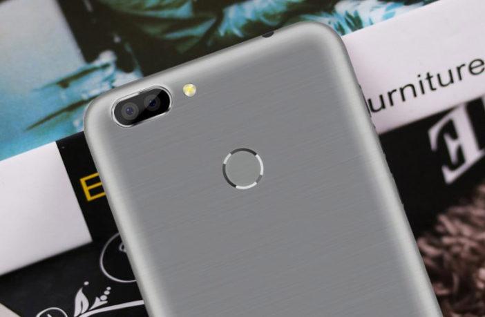 Oukitel U20 Plus camera