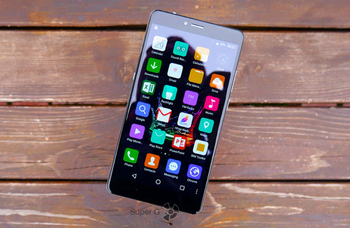 Обзор смартфона Bluboo Maya Max