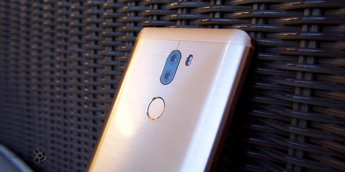 Обзор смартфона Xiaomi Mi5S Plus