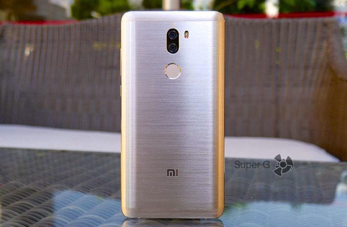 Отзывы о Xiaomi Mi5S Plus