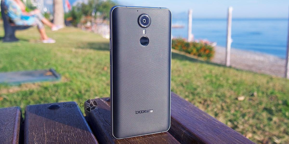 Обзор смартфона Doogee F7 Pro