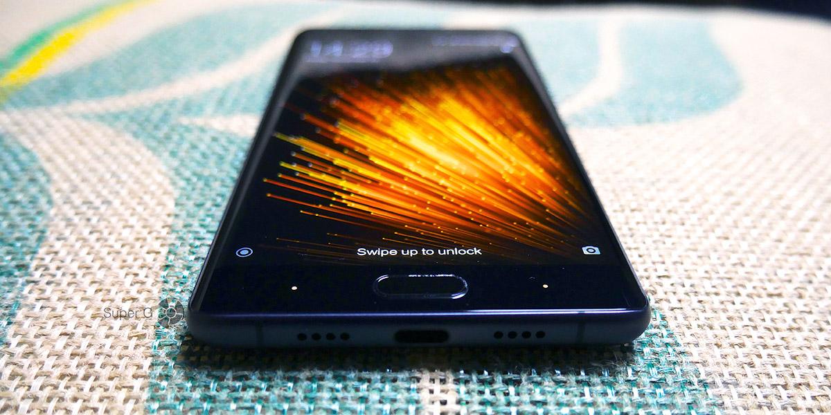 Обзор смартфона Xiaomi Mi Note 2