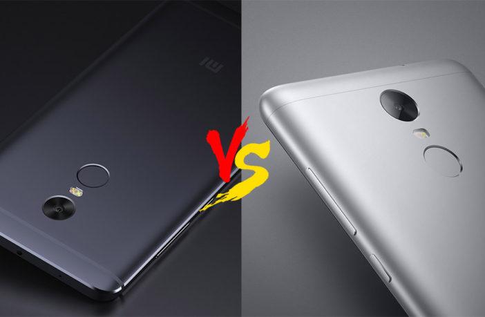 Xiaomi Redmi Note 3 Pro против Redmi Note 4 - сэкономить или нет?
