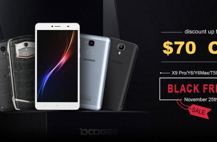 Успеть купить смартфон от Doogee