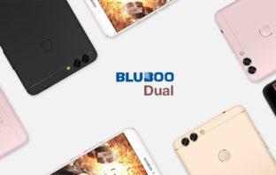 Краткий обзор Bluboo Dual - где купить и цены