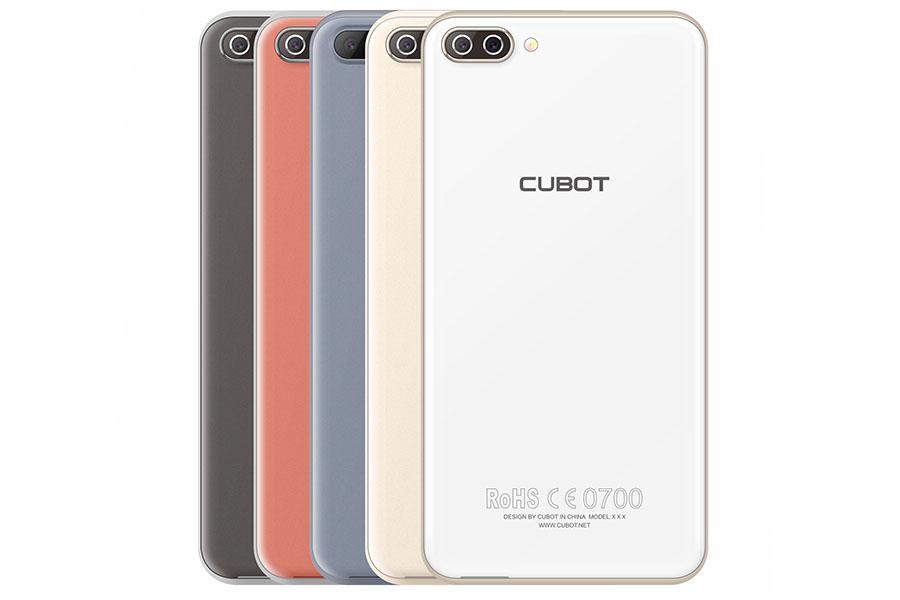 Смартфон Cubot Rainbow 2