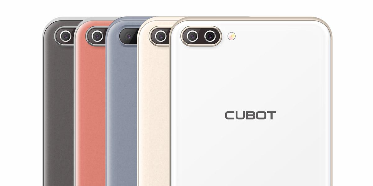 Cubot Rainbow 2 — две камеры, Android 7.0, март 2017