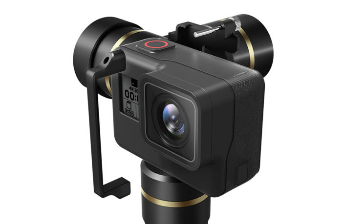 Feiyu G5 - трехосевой стабилизатор для GoPro Hero5