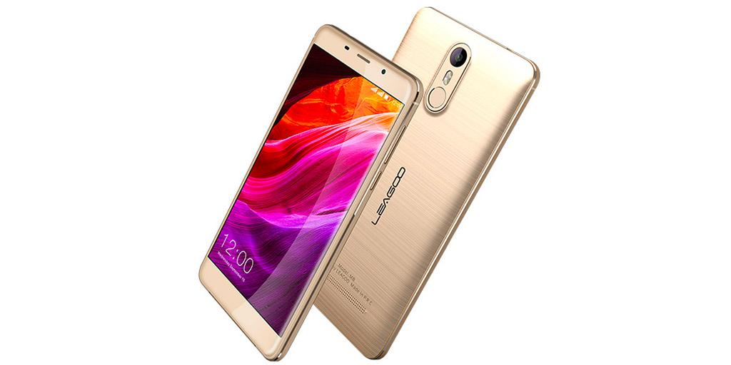 Краткий обзор смартфона Leagoo M8