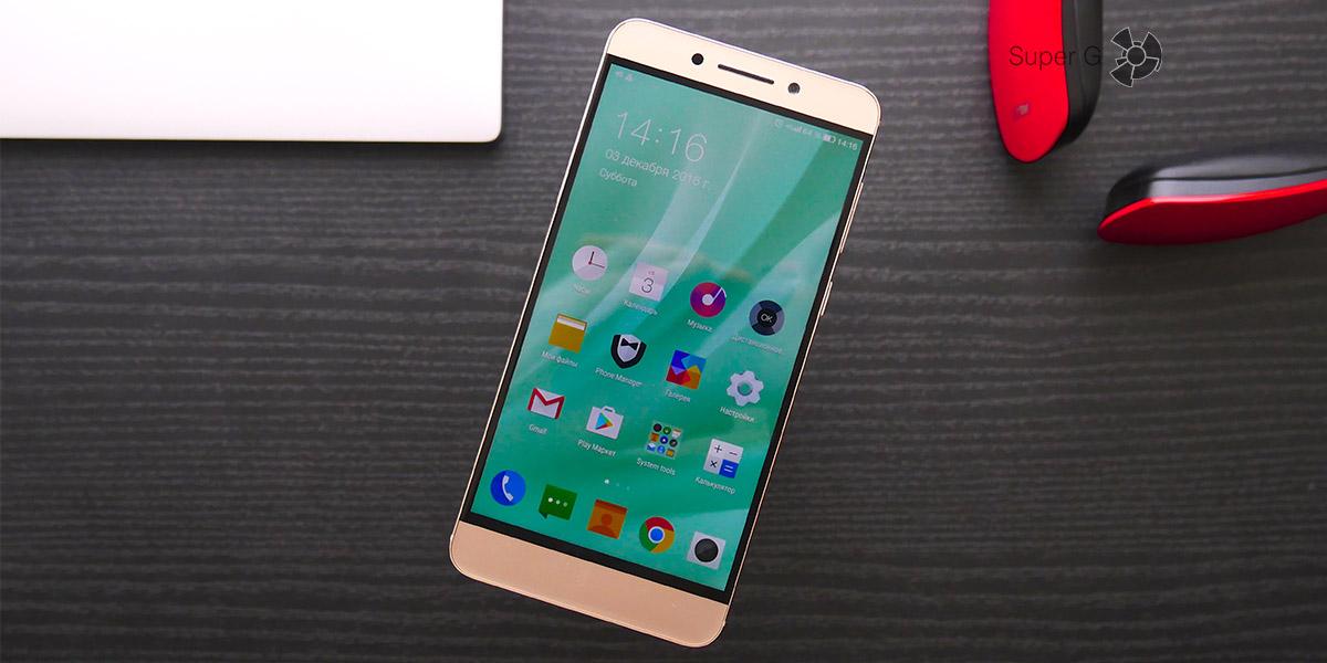 Обзор LeEco Le 3 Pro - самый производительный смартфон на рынке (среди Android)
