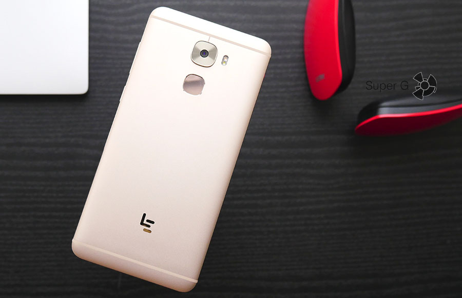 Золотой LeEco Le 3 Pro