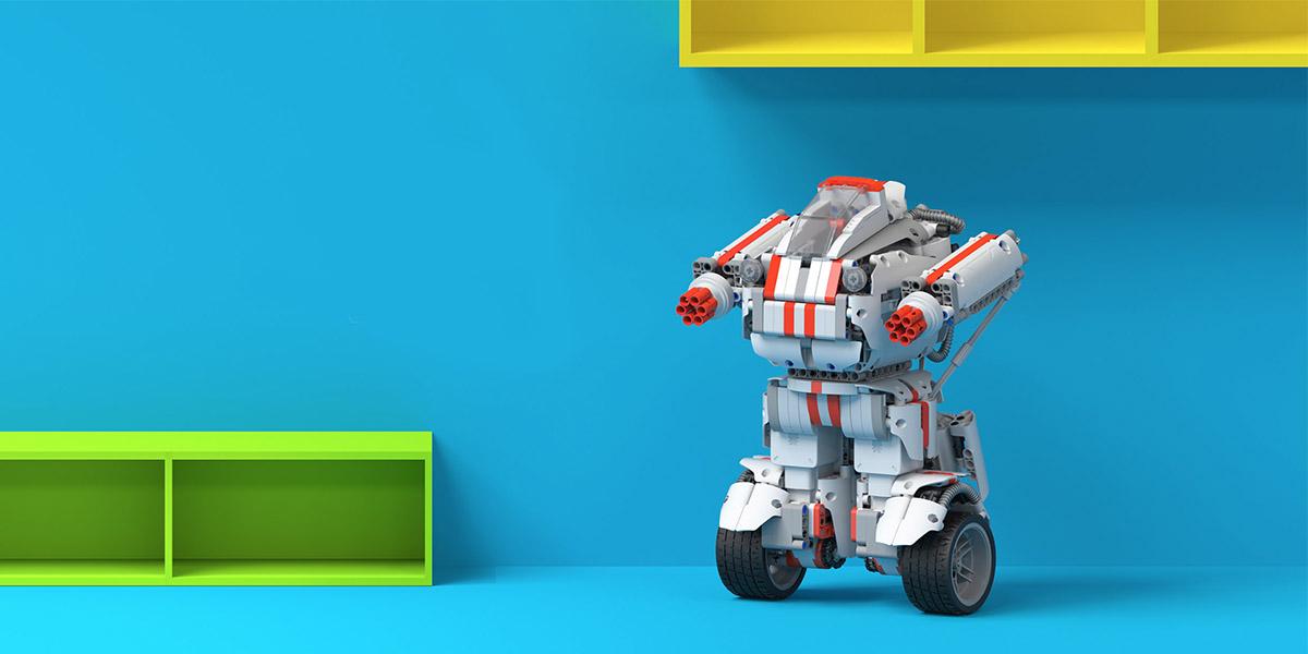Xiaomi MITU DIY - первый опыт ребёнка в робототехнике