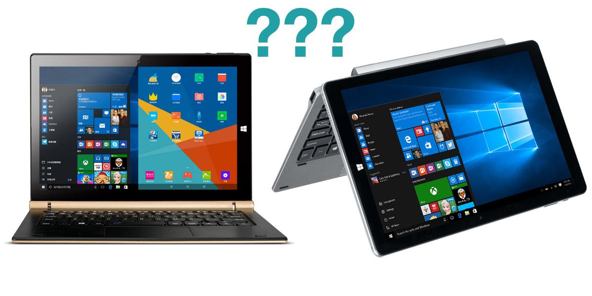 Какой компьютер 2-в-1 выбрать?
