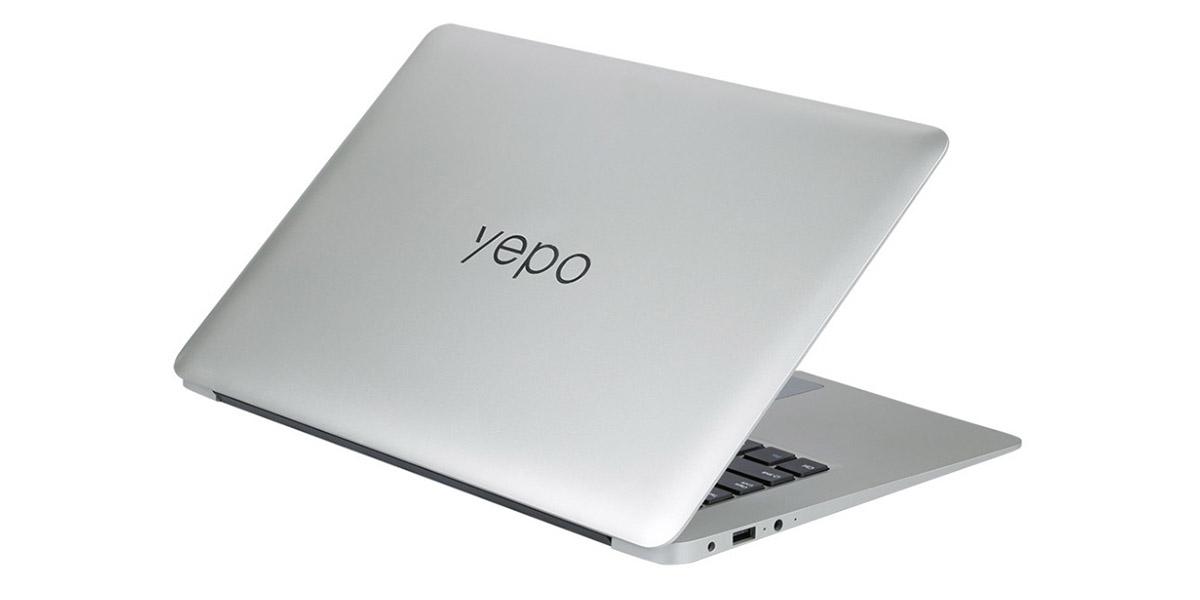 Краткий обзор YEPO 737S - лучший бюджетный ноутбук?