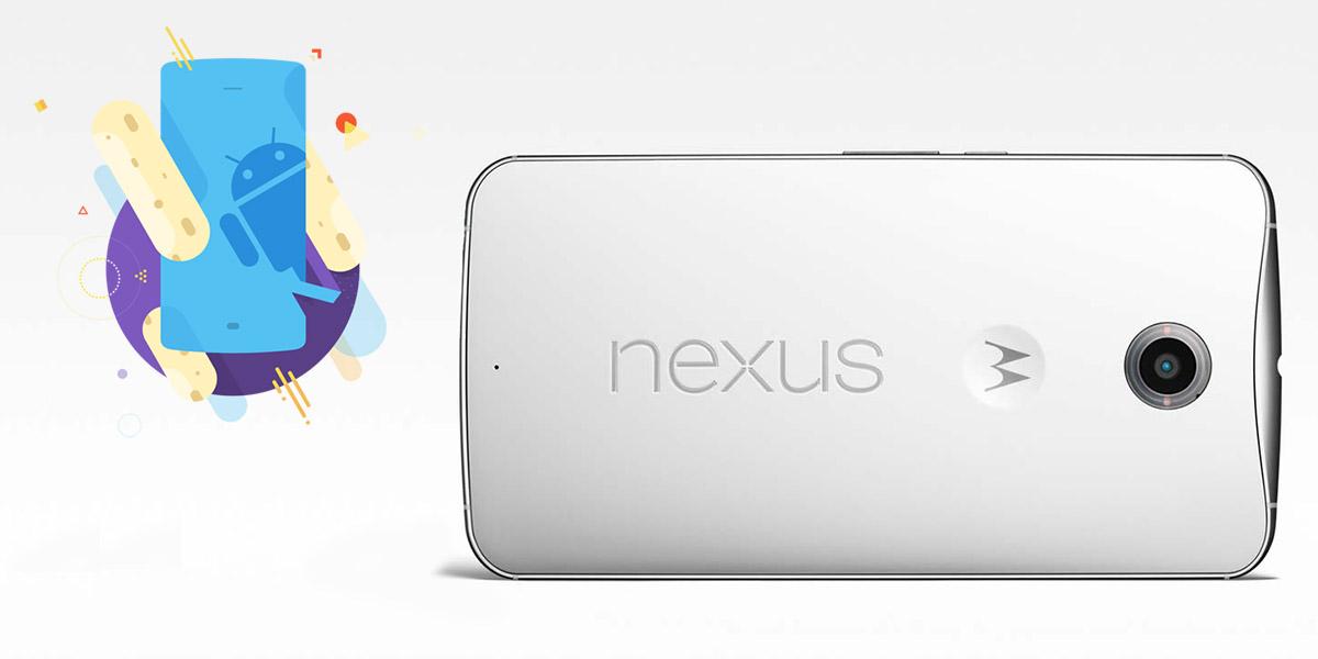 Nexus 6 таки получил обновление до Android 7.1.1