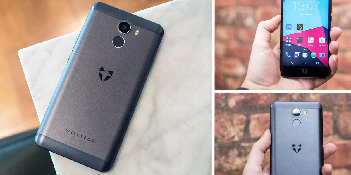 Представлен Wileyfox Swift 2X – самый дорогой смартфон британской компании