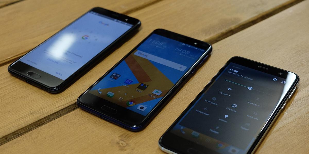HTC представила «игровой» U Play на Helio P10