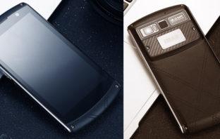 iMan Victor - смартфон с претензией на luxury за адекватную цену