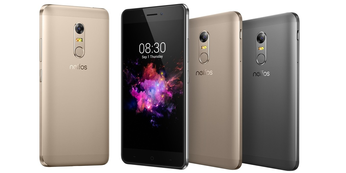 Бренд Neffos представляет на CES 2017 два новых смартфона