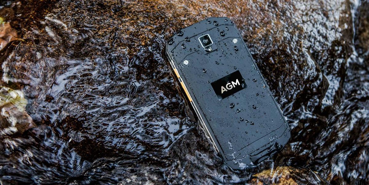 AGM A8 станет недорогим решением с защитой IP68