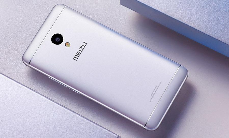 Meizu M5s задняя панель