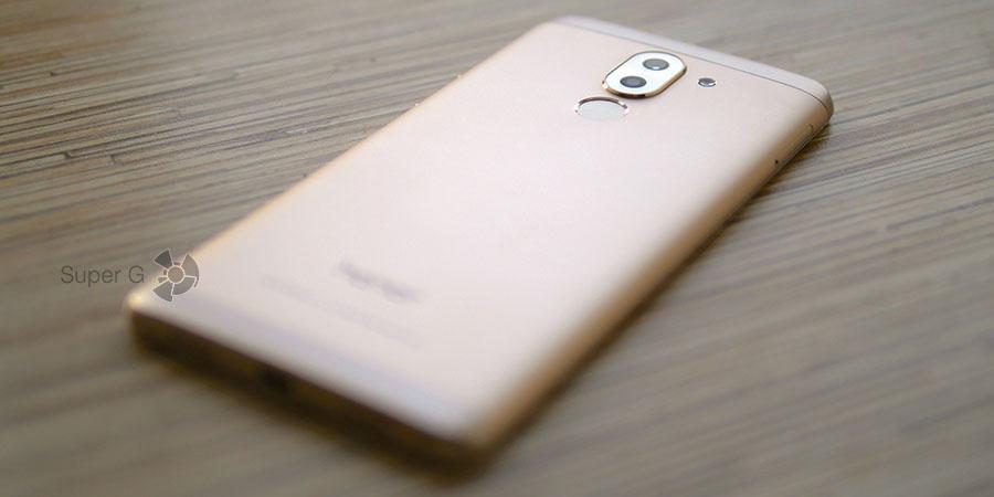 Две задние камеры в смартфоне Honor 6X