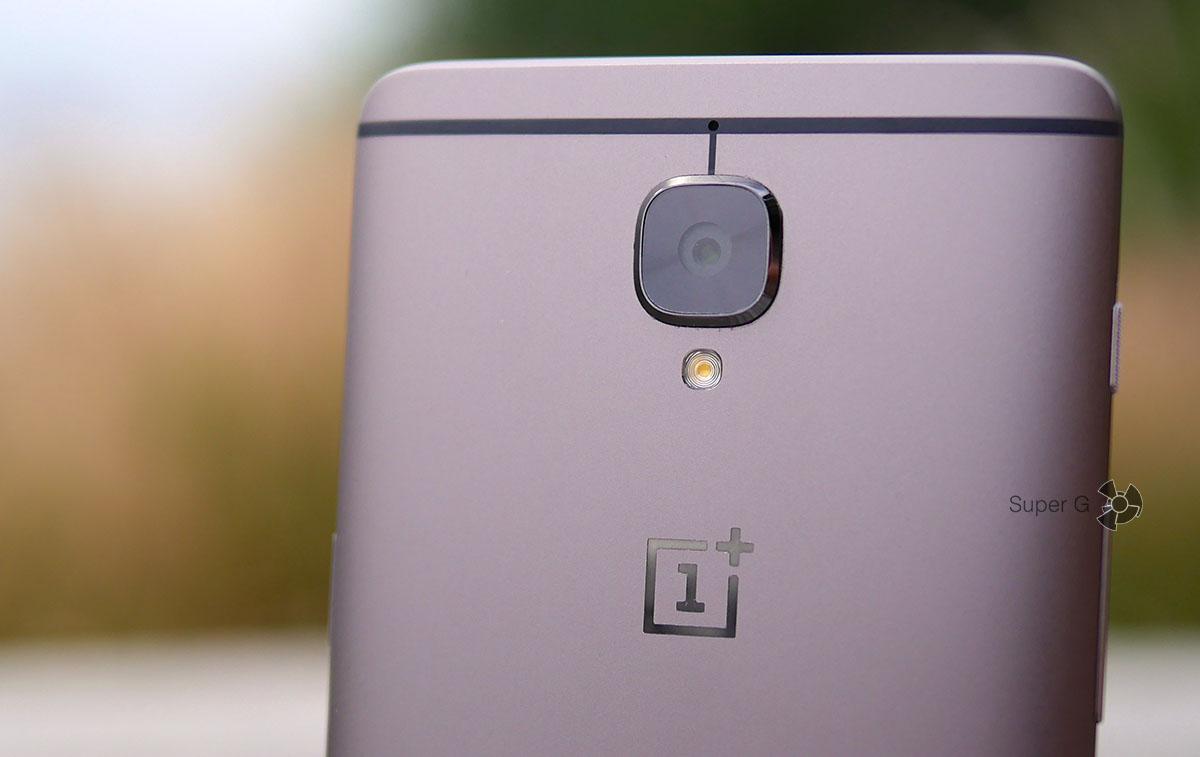 Качество снимков на основную камеру OnePlus 3T (примеры фотографий)