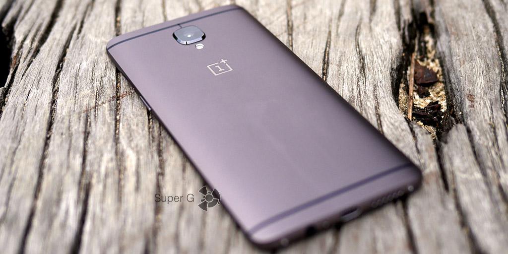 Отзывы о OnePlus 3T