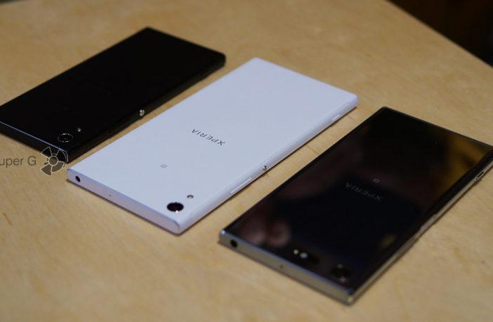 Краткий обзор Sony Xperia XA1 Ultra и Sony Xperia XA1