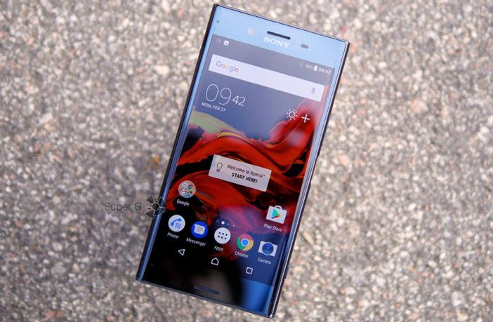 Краткий обзор смартфона Sony XZ Premium и Sony XZs