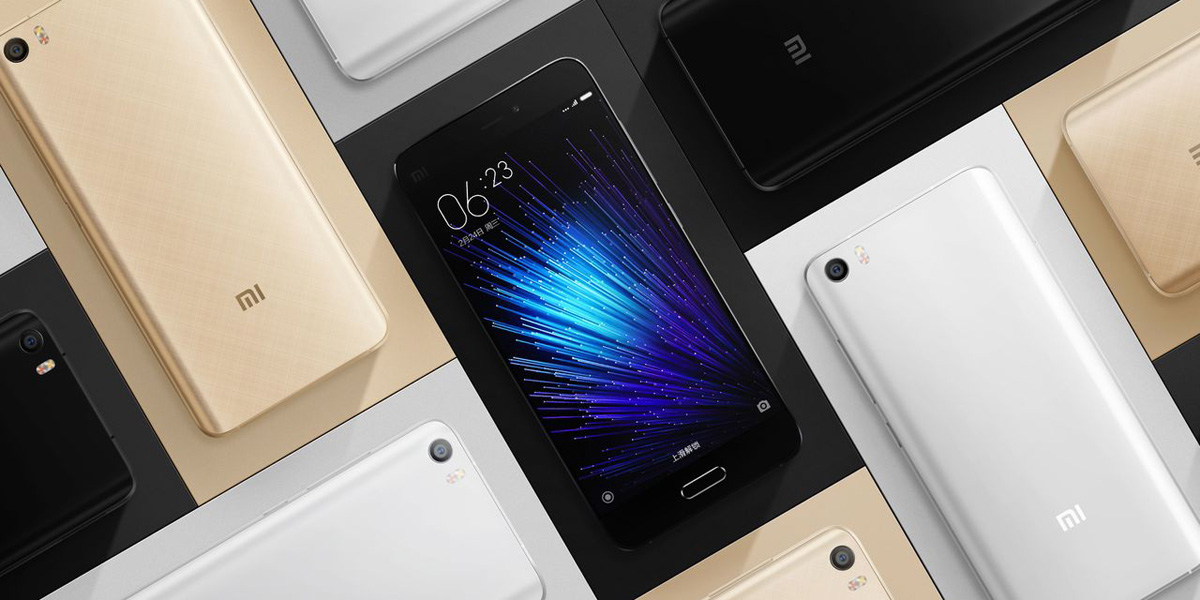 Xiaomi Mi5c характеристики