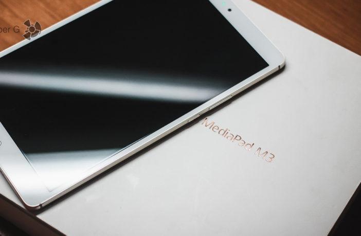 Заглавня фотография Huawei MediaPad M3