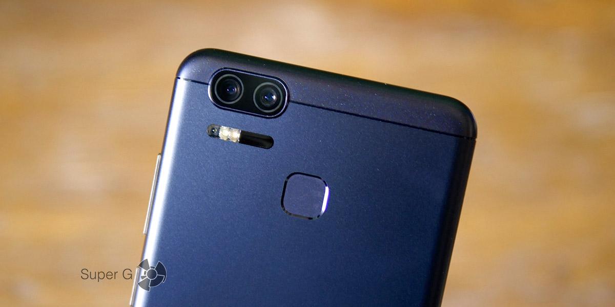 Две задние камеры Asus Zenfone 3 Zoom - примеры фотографий