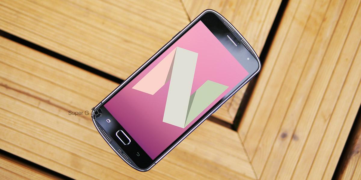 AGM X1 обновится до Android 7.0