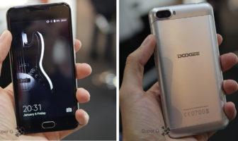Doogee Shoot 2 - возможно, самый дешевый смартфон с двойной камерой
