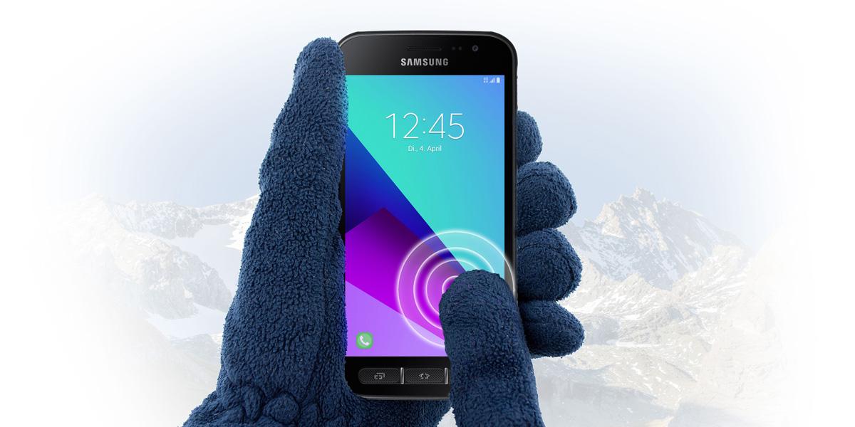 Samsung Galaxy Xcover 4 характеристики