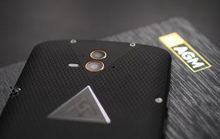 Обзор смартфона AGM X1 с защитой от влаги и пыли IP67