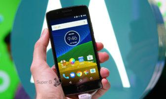 Обзор смартфона Lenovo Moto G5 и Lenovo Moto G5 Plus