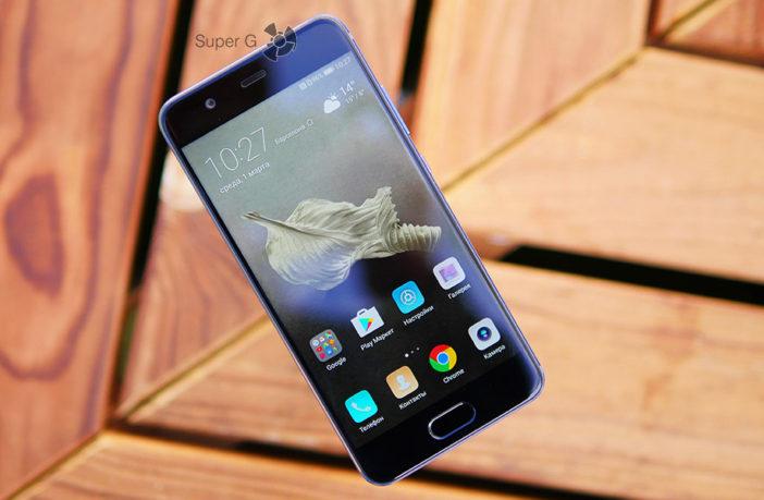 Самый полный обзор смартфона Huawei P10