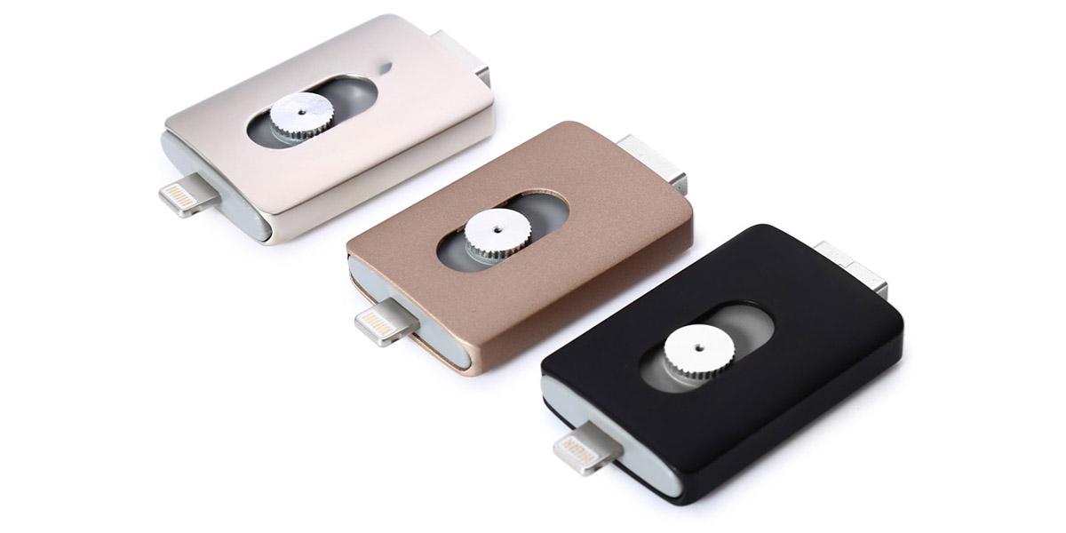 USB-флешка для iPhone, Android и компьютера. Всё в одном
