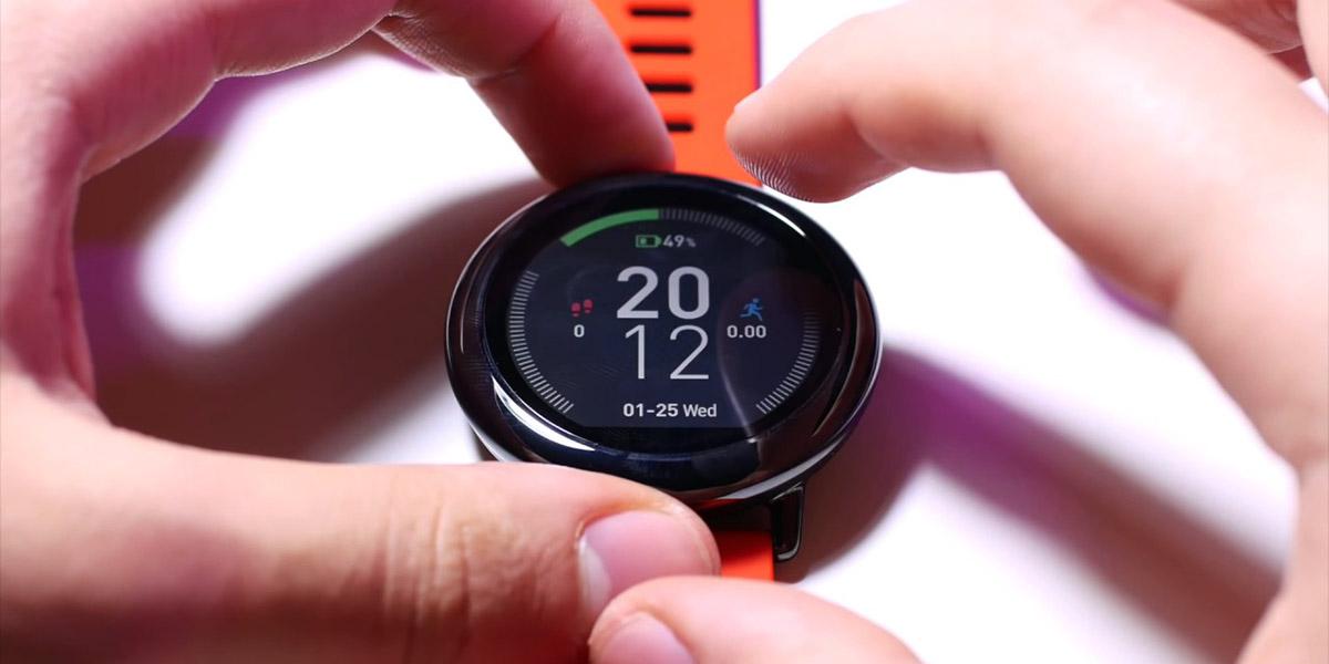 Умные часы Xiaomi AMAZFIT получили поддержку английского языка