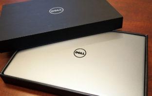 Dell XPS 13 упаковка