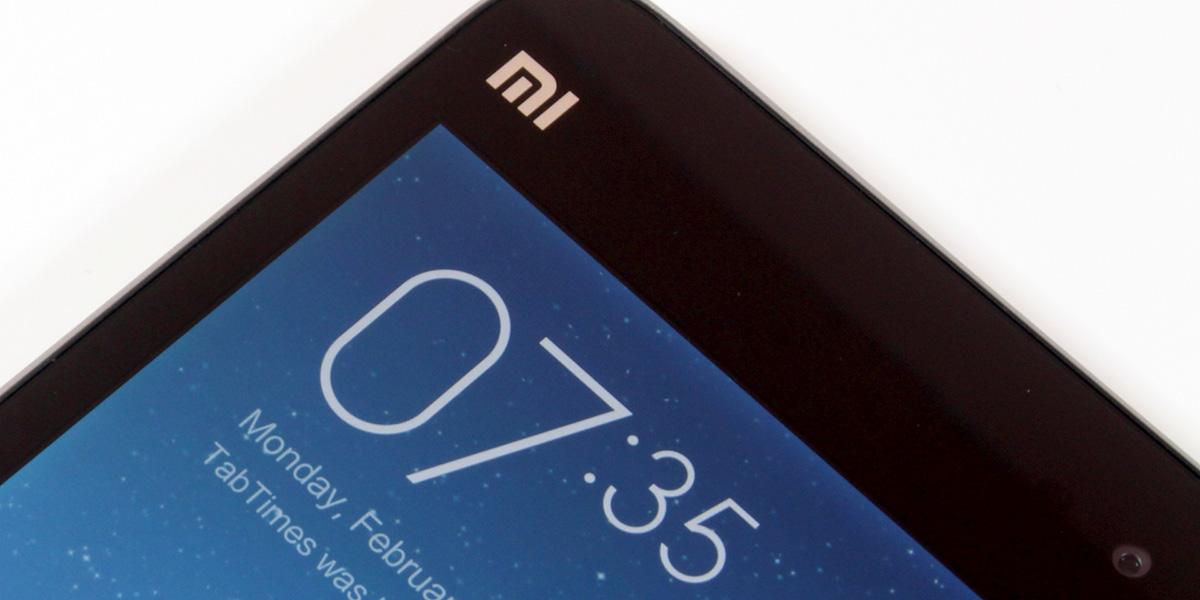 Xiaomi Mi Pad 3 характеристики