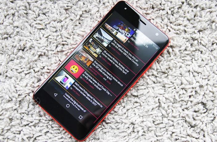 Большой обзор смартфона Fly Cirrus 11 FS517