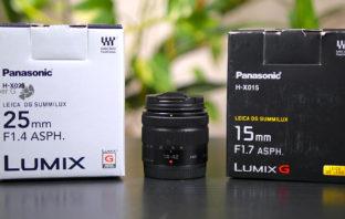 """Выбираем правильный """"фикс"""" для Panasonic DMC-GX8"""