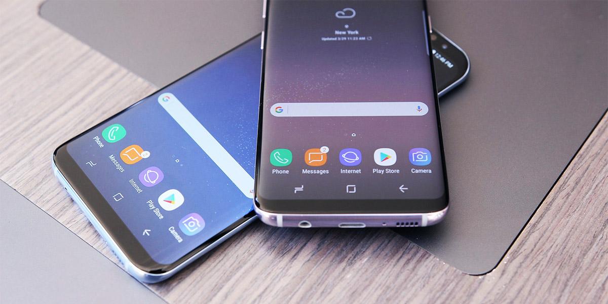 Попробовал Samsung Galaxy S8+ на презентации в Москве