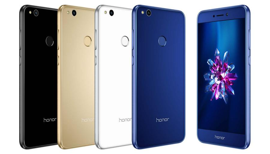 Цвета Honor 8 Lite