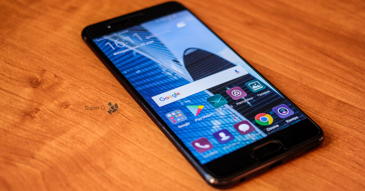 Экран Huawei P10 Plus